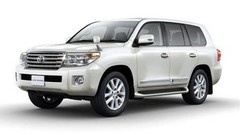 Toyota Land Cruiser 200 restylé