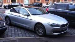 BMW Série 6 Gran Coupé : premières photos live