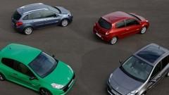 Les voitures préférées des Français en 2011