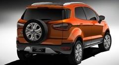 Ford EcoSport : l'arme anti-Juke !