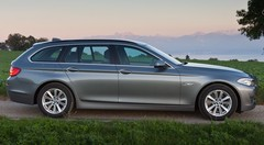Essai BMW Série 5 Touring : Cargo Business Class