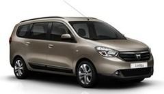Dacia Lodgy : un premier regard avant le salon de Genève 2012
