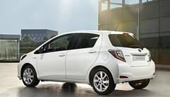 Toyota Yaris hybride : Prius miniature