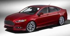 Le choix d'énergie pour la Ford Fusion
