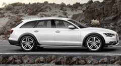 Voici la troisième génération d'Audi A6 Allroad