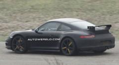 Porsche 911 GT3 : nouvelles photos