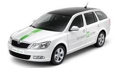 Skoda Octavia Green E Line : les tests commencent