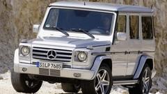 Mercedes n'abandonne pas son Classe G