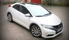 Essai Honda Civic 2.2 i-DTEC