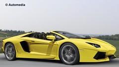 Lamborghini Aventador Roadster : Le panache à l'état pur !