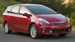 Autant de Toyota Prius V vendues en 10 semaines que de Chevrolet Volt en 1 an
