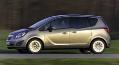 L'Opel Meriva passe au GPL