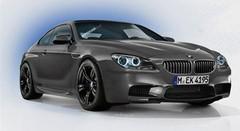 BMW M6 2012 : 560 chevaux sous le capot !