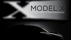 Premier teaser pour le Tesla Model X