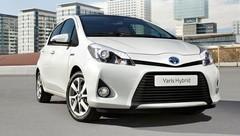 Genève 2012 : Toyota Yaris HSD