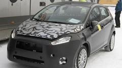 Ford Fiesta restylée: elle se prépare