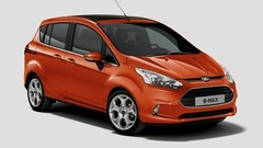 Voici la nouvelle Ford B-Max