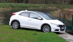 Essai Honda Civic Diesel 2.2 i-DTEC et 1.8 i-VTEC
