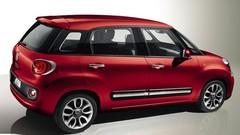 Fiat 500L : la countryman italienne en première mondiale à Genève