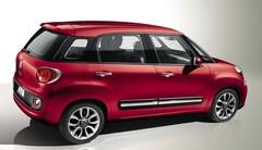 Fiat 500L : Format familial !
