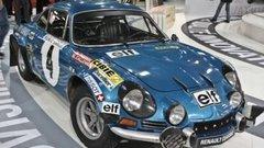 Rétromobile 2012 : les 50 ans de l'Alpine A110