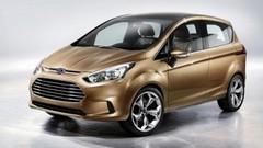 Ford va dévoiler le B-Max
