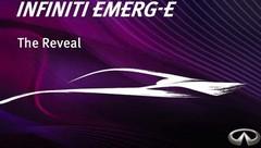 Le concept Infiniti s'appellera EMERG-E