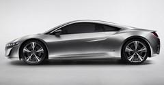 Honda présente le CRV européen, un nouveau Diesel et le NSX concept à Genève