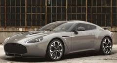 Aston Martin V12 Zagato : Du Ring à la route