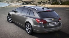 Chevrolet Cruze : voici la version break
