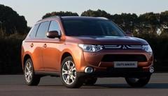 Mitsubishi Outlander : la nouvelle génération au salon de Genève