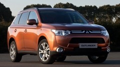 Mitsubishi Outlander 3, hybride rechargeable