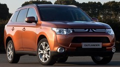 Mitsubishi Outlander 3 : Nouveau visage