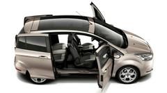 Ford B-Max essence : 4,9l aux 100 km
