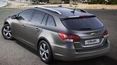 Chevrolet Cruze Break : des mètres cubes abordables