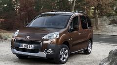 Peugeot Partner Tepee 2012 : tous les détails