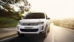 Plus de détails sur le Citroën C4 Aircross