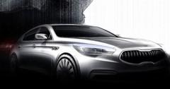 Kia KH : bientôt une limousine propulsion en Corée