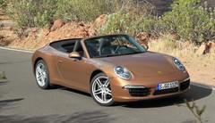 Essai Porsche 911 Cabriolet type 991