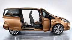 La Ford B-Max sera le support du lancement de Sync en Europe