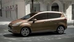 Ford B-Max : première vidéo