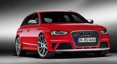 Audi RS4 : pour papas pressés
