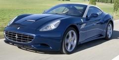 Une Ferrari California allégée au Salon de Genève 2012