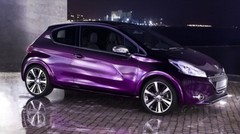 Peugeot 208 XY Concept, le chic urbain