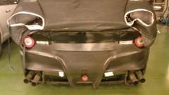 Ferrari 620 : première photo scoop, et nouveau V12 ?
