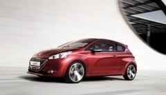 Peugeot 208 GTi Concept : Renaissance d'un mythe
