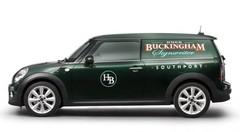 Mini Clubvan Concept : la Mini passe à l'utilitaire