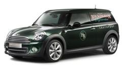 MINI Clubvan Concept : utilitaire tendance