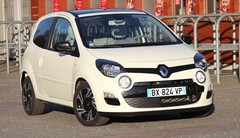 Essai Renault Twingo 2 2012 1.2 Lev 16V 75 Initiale : ticket chic