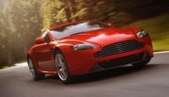 Améliorations techniques pour l'Aston Martin V8 Vantage
